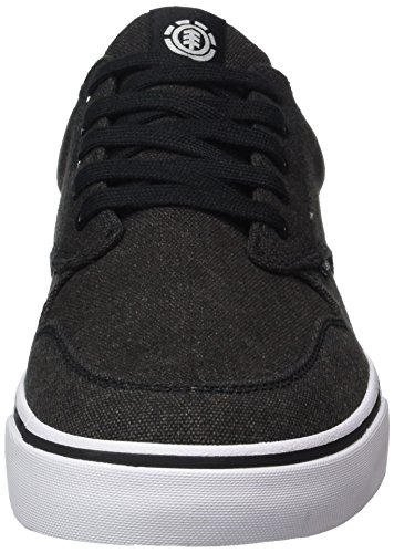 Element Herren Topaz C3 Sneaker Schwarz (Black washed)