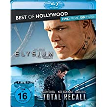Elysium/Total Recall (2012) - Best of Hollywood/2 Movie Collector's Pack 96