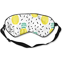 Comfortable Sleep Eyes Masks Cute Pineapple Printed Sleeping Mask For Travelling, Night Noon Nap, Mediation Or... preisvergleich bei billige-tabletten.eu