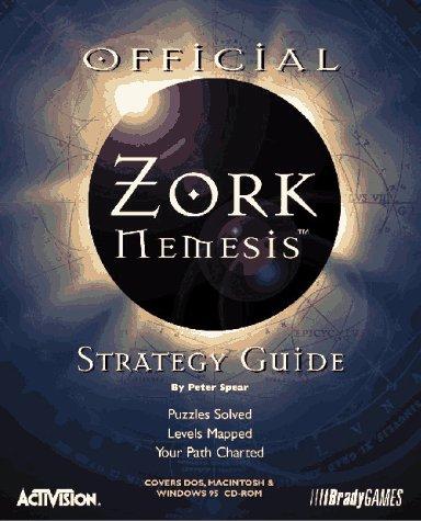 Official Zork Nemesis