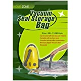 Home Zone 5 Pack of Vacuum Storage Space Saver Medium Bags New ( Bag Size 60cms * 50 cms )