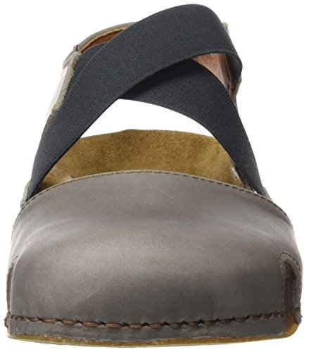 ART  0878, Sandali Closed -Toe Donna Grigio (Grey)