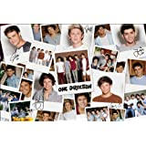 GB eye 61 x 91.5 cm One Direction Polaroid's Maxi Poster, Assorted
