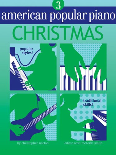 American Popular Piano Christmas Level 3: Klavier. (Girl Zone (Hardcover))