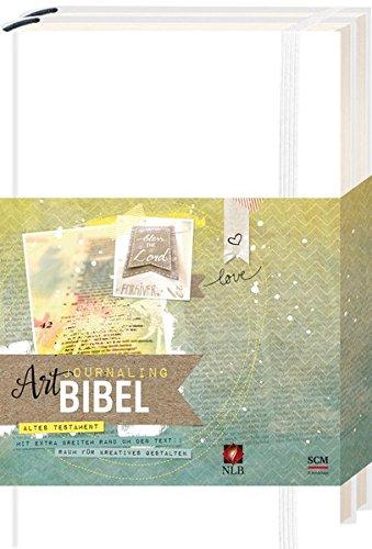 NLB Art Journaling Bibel Altes Testament: in zwei Bänden