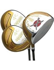 Japon Epron TRG Titanium Driver et bois de parcours rangées PGA règles Club de golf Couvre-fer Lot +