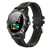 Laile Laile Fashion Smartwatches IP68 wasserdichte Herzfrequenz Blutdruck Aktivität Fitness Tracker Vielseitig Specialty Premium Watch Wasserdicht Modische Runde Zifferblat