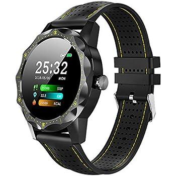 YWLINK Reloj Inteligente Ritmo CardíAco IP68 Modo Deportivo A ...