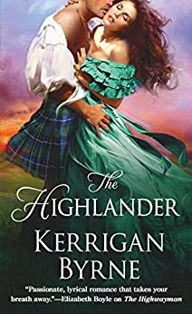 The Highlander (Victorian Rebels) by [Byrne, Kerrigan]