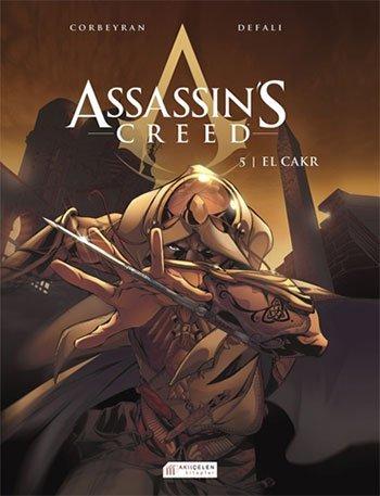 Assassin's Creed 5. Cilt : El Cakr