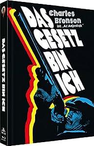 Das Gesetz bin ich (Mr. Majestyk) - UNCUT - 2-Disc Limited Collector's Edition Nr. 11 (Blu-ray + DVD) - Limitiertes Mediabook auf 444 Stück, Cover A