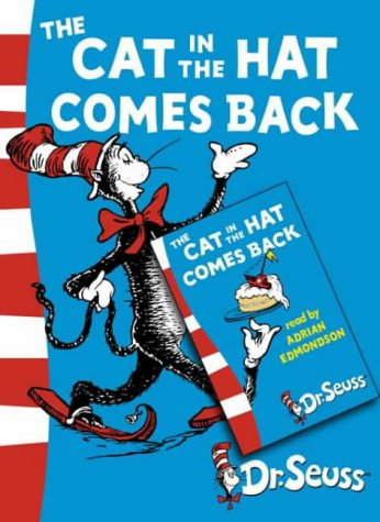 Book cover for The Cat in the Hat Comes Back