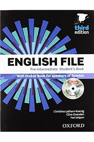 English file pre