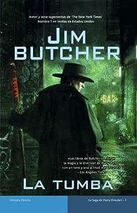 La tumba par Jim Butcher