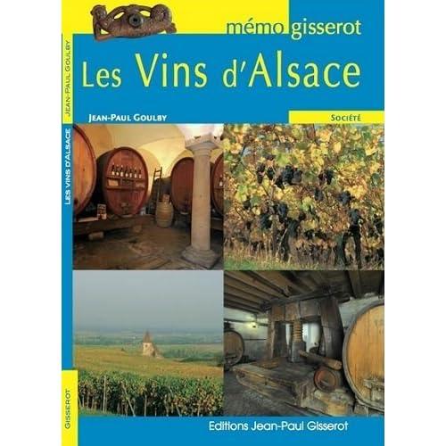 MEMO - Vins d'Alsace (les)