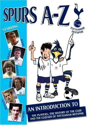 Spurs-A-Z-Tottenham-Hotspur-DVD