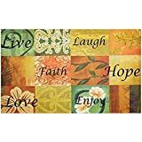 Old Tin Sign Concert Posters Life Live Laugh Love Hope Cover Metal Poster