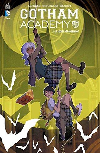Gotham Academy Tome 1