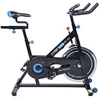 Bicicleta de Spinning con 14 Kg de Rueda de Inercia.