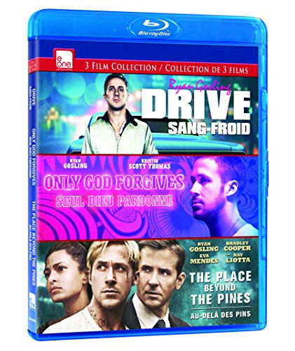 Drive / Only God Forgives / The Place Beyond The Pines