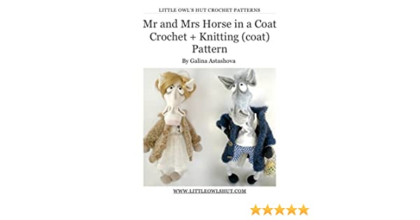Fooly the clown - amigurumi toy. Crochet doll pattern | 315x600