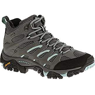 Merrell Women's Moab Mid Gore-tex High Rise Hiking Boots 19