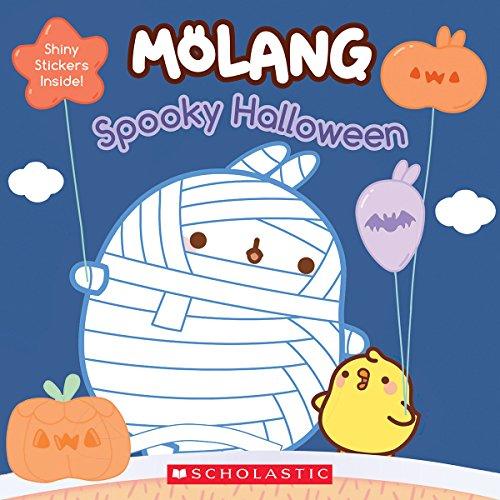 Spooky Halloween (Molang)