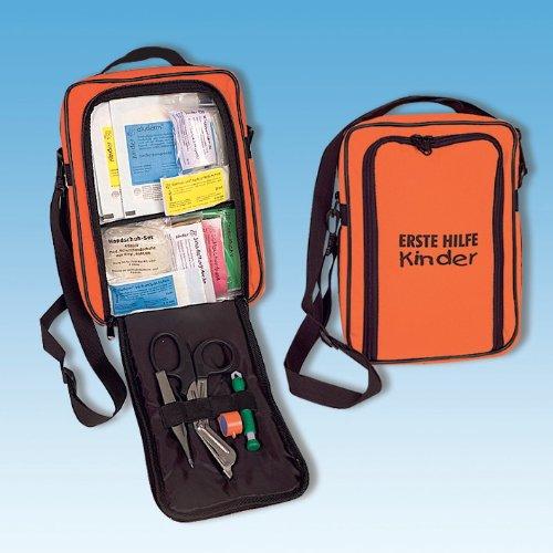 Söhngen 0450004 Erste-Hilfe-Tasche Scout Kita Großer Wandertag Orange
