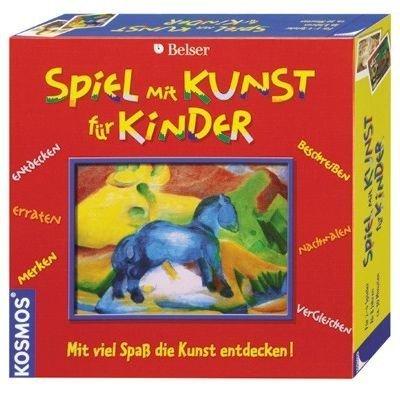 Kosmos - Spiel mit Kunst für Kinder