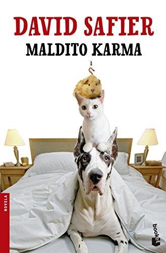 Maldito karma (Novela y Relatos)