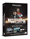 Wheeler Dealers British Classics Triple Pack [DVD] [Reino Unido]