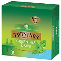 Twinings Green Mint Tea - 100 sachets