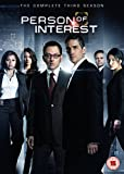 Person Of Interest: The Complete Third Season (5 Dvd) [Edizione: Regno Unito] [Edizione: Regno Unito]