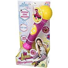 Soy Luna - Micrófono Musical (Giochi Preziosi YLU15001)