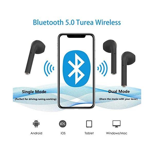 Smartwatch, Reloj Inteligente Mujer Hombre Pulsera de Actividad Inteligente Impermeable IP68 Pulsómetros Podómetro Monitor de para Sueño Calorías, para iPhone Android Xiaomi Samsung Huawei 5