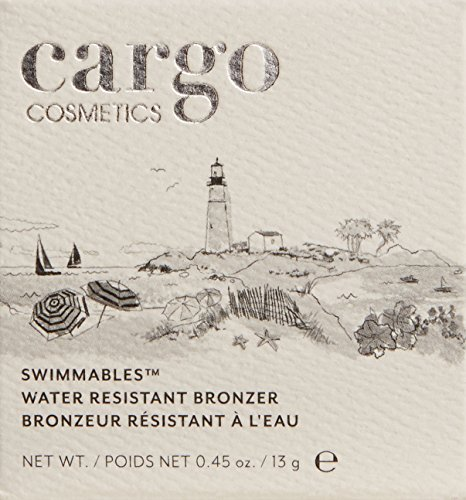 CARGO Water Resistant Bronzer, Medium 15ml (13 g)