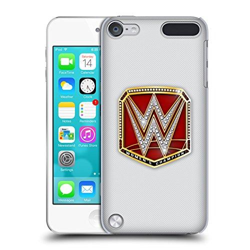 Ufficiale WWE RAW Women's Champion Fascia Della Vittoria Cover Retro Rigida per iPod Touch 5th Gen / 6th Gen