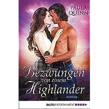 Bezwungen von einem Highlander: Roman (Children of the Mist 3)