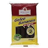 Berggold Gelee Bananen, 250 g