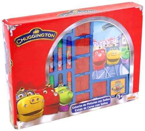 Image of Saica Toys 8652 Chuggington Stamp Set