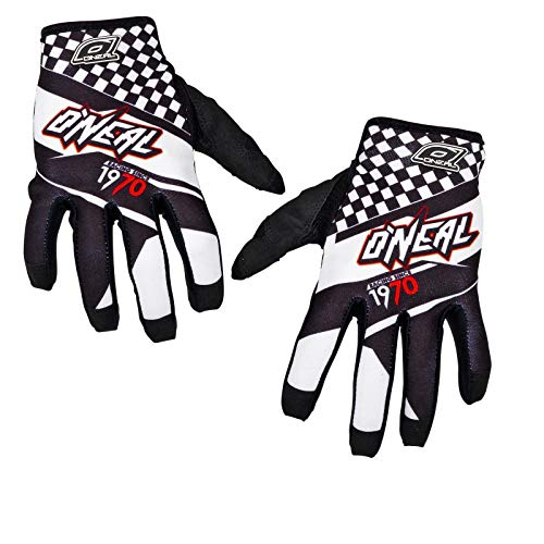 O'NEAL Unisex Handschuhe Jump Afterburner, Schwarz, L, 0385JA-2