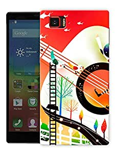 "Humor Gang Abstract Art Printed Designer Mobile Back Cover For ""Lenovo Vibe Z2 Pro K920"" (3D, Matte Finish, Premium Quality, Protective Snap On Slim Hard Phone Case, Multi Color)"