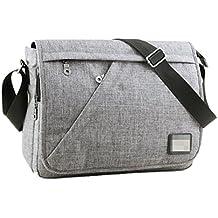 Retro Canvas Messenger Bags Pack Borsa Da Spalla Casuale Daypack Sling Per Uomini E Donne Di Sport Lavoro Scuola Da Viaggio Borse Da Uomo