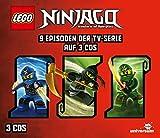 Lego Ninjago Hörspielbox 2 -