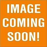 Dean & Tyler groß orange Geschirr mit reflektierender Rand und gepolsterte Puppy Leine braun Polsterung