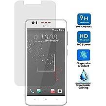 Protector de Pantalla para HTC DESIRE 825, Cristal Vidrio Templado Premium, Electrónica Rey®