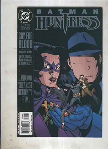 Batman hunterss numero 005