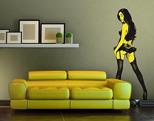 wandtattoo-no-440-pin-up-asiatica-pared-adhesivo-pared-para-mujer-asia-erotico-rosa-56x20-cm