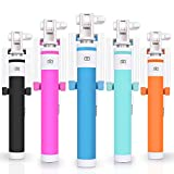 Unibis™ Monopod Selfie Stick With Aux For All Phones