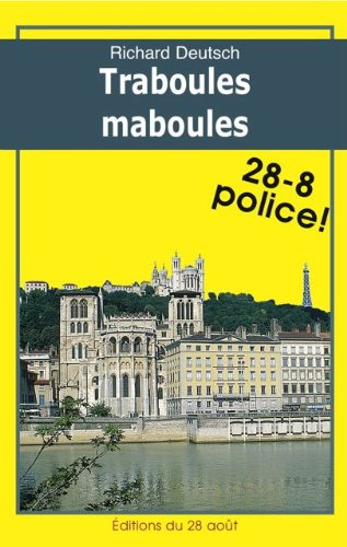 TRABOULES MABOULES (Romans Policiers Rgionaux Gisserot t. 12)